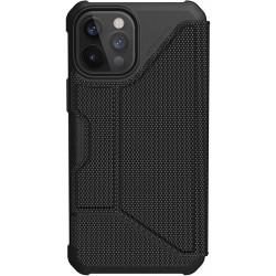 UAG Metropolis (iPhone 12 Pro Max) Fibr Black