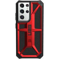 UAG Monarch (Galaxy S21 Ultra) Crimson