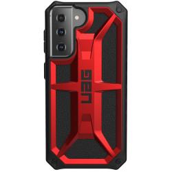 UAG Monarch (Galaxy S21) Crimson