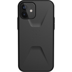 UAG Civilian (iPhone 12/12 Pro) Black