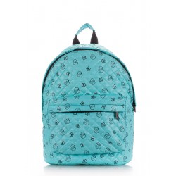POOLPARTY Backpack Theone Blue Ducks