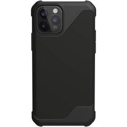 UAG Metropolis Lite (iPhone 12/12 Pro) Satn Black
