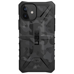 UAG Pathfinder (iPhone 12/12 Pro) Black Midnight Camo