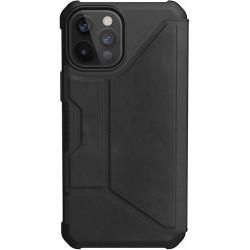 UAG Metropolis (iPhone 12 Pro Max) Leather Black