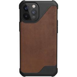 UAG Metropolis Lite (iPhone 12 Pro Max) Leather Brown