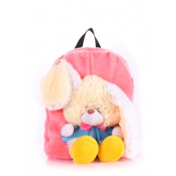 POOLPARTY Kiddy Backpack Rabbit Rose