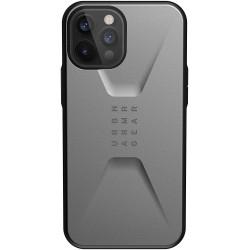 UAG Civilian (iPhone 12 Pro Max) Silver