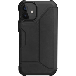 UAG Metropolis (iPhone 12 Mini) Leather Black
