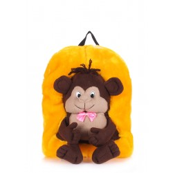 POOLPARTY Kiddy Backpack Monkey Sunny
