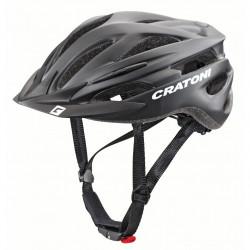 Cratoni Pacer S-M (Black Matt) 54-58 см