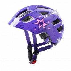 Cratoni Maxster XS-S (Star Purple Glossy) 46-51 см