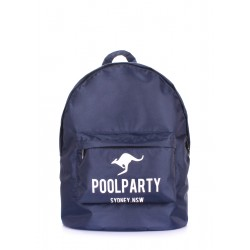 POOLPARTY Backpack Oxford Blue