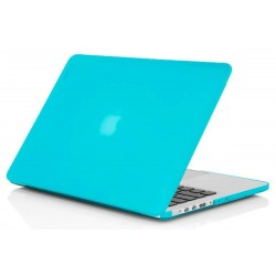 "Incipio Feather MacBook Pro 13"" Translucent Neon Blue"