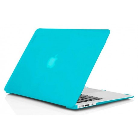 "Incipio Feather MacBook Air 13"" Translucent Neon Blue"