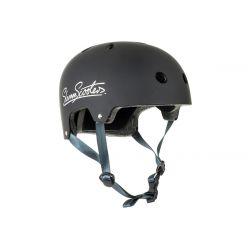 Slamm Logo Helmet (Black) 53-56
