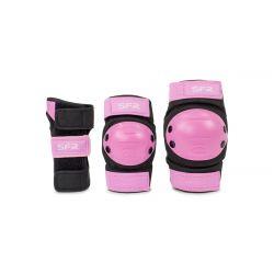 SFR Ramp Jr (Black-Pink) L