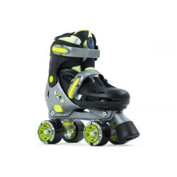 SFR Hurricane III (Black-Yellow) 35.5-39.5