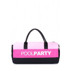 POOLPARTY Gymbag Rose Pink Black
