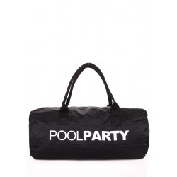 POOLPARTY Gymbag Oxford Black