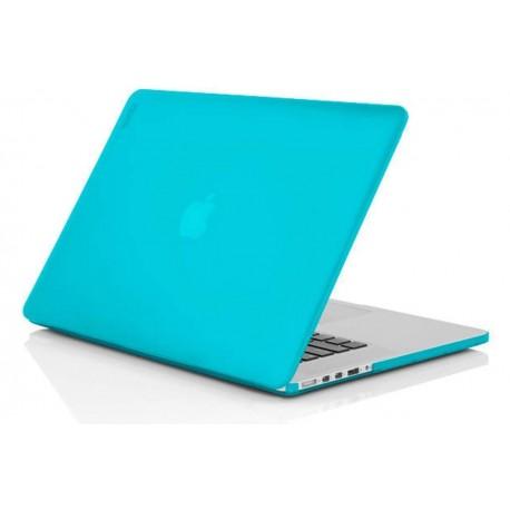 """Incipio Feather MacBook Pro 15"""" Retina Translucent Neon Blue"""
