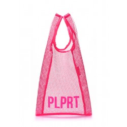 POOLPARTY Plprt Mesh Tote Pink