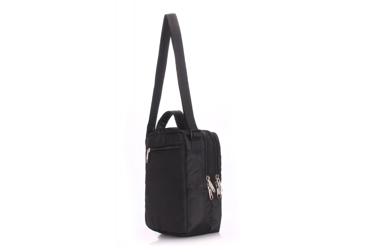 71bd52d593d9 ProBag| Мужская сумка на плечо POOLPARTY Siteimage Crossbody Black ...