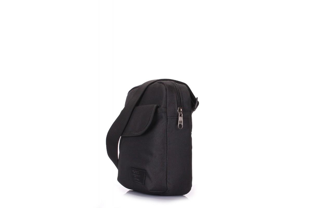 575d0989750c ProBag| Мужская сумка на плечо POOLPARTY Extreme Oxford Black ...