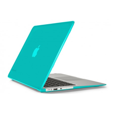 Speck MacBook Air 13 SeeThru Satin Peacock Matte