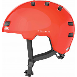 Abus Skurb (Signal Orange) M 55-59