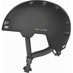 Abus Skurb (Velvet Black) M 55-59