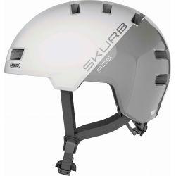 Abus Skurb Ace (Silver White) L 58-61
