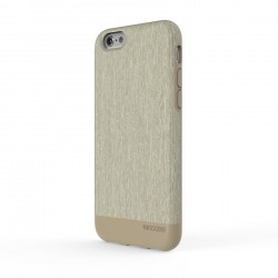 Incase Textured Snap for Apple iPhone 6/6s Plus - Heather Khaki
