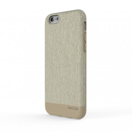 Incase Textured Snap for Apple iPhone 6/6s Plus - Heather Khaki