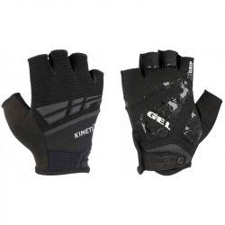 KinetiXx Laif Active Bike Glove Unisex 24-9-L (Black)
