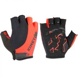 KinetiXx Lonny Smart Bike Glove Unisex 26-9,5-L (Black-Red)