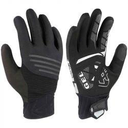 KinetiXx Lenox Protect & Grip Bike Glove Unisex 24-9-L (Black)