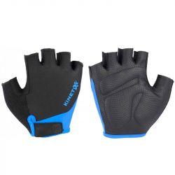 KinetiXx Levi Smart Bike Glove Unisex 22-8-M (Black-Blue)