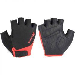 KinetiXx Levi Smart Bike Glove Unisex 24-9-L (Black-Red)