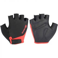 KinetiXx Levi Smart Bike Glove Unisex 23-8,5-M (Black-Red)