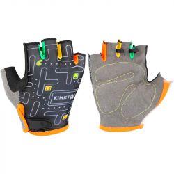 KinetiXx Lexy Kids Bike Glove 6 (Black Printed)