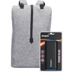 Energizer EPB004 (Grey) + powerbank UE10007 (Black)
