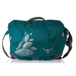 Osprey Flap Jill Courier (2012) Teal Blue