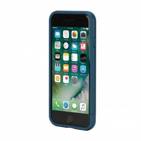 Чехол для iPhone 7 Incase Pro Slider Metallic Navy