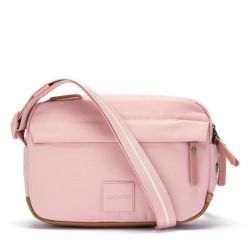 Pacsafe GO Crossbody (Sunset Pink)