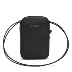 Pacsafe RFIDsafe Travel Crossbody Bag (Black)