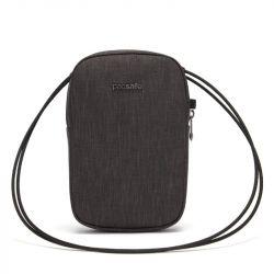 Pacsafe RFIDsafe Travel Crossbody Bag (Carbon)