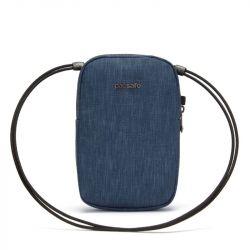 Pacsafe RFIDsafe Travel Crossbody Bag (Dark Denim)