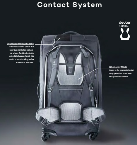 Deuter Aviant Access Movo