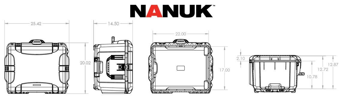 Nanuk (Plasticase)