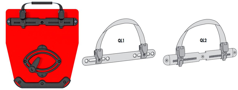 Сумки Ortlieb и система крепления Ortlieb QL2